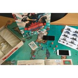 WORLD OF YO-HO BOARDGAME GIOCO DA TAVOLO ITALIANO