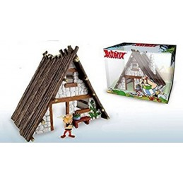 ASTERIX - ASTERIX HOUSE WITH FIGURE DIORAMA