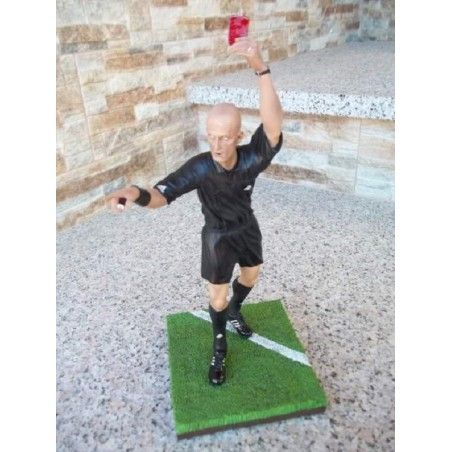 PIERLUIGI COLLINA RESIN STATUE 26 CM FIGURE