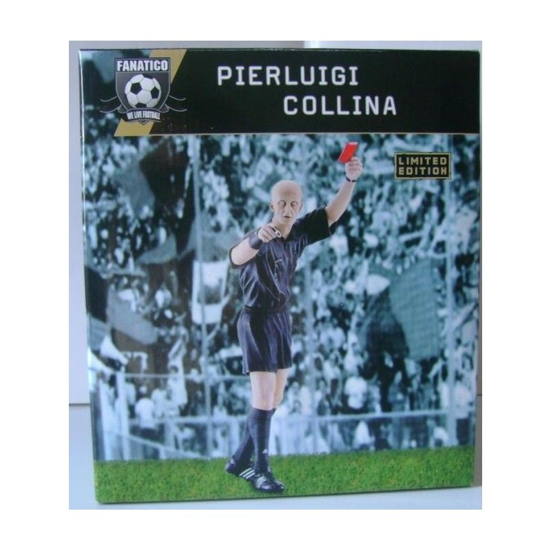 PIERLUIGI COLLINA RESIN STATUE 26 CM FIGURE FANATICO