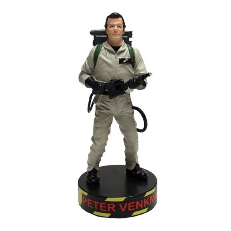 GHOSTBUSTERS - PETER VENKMAN DELUXE TALKING STATUE FIGURE FACTORY ENTERTAINMENT