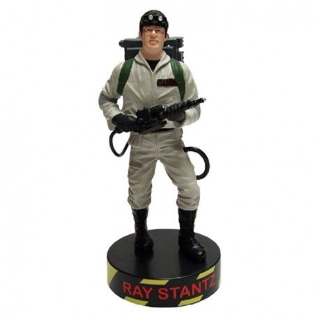 GHOSTBUSTERS - RAY STANTZ DELUXE TALKING STATUE FIGURE