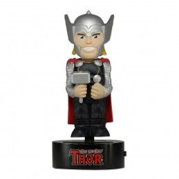 THOR BODY KNOCKER BOBBLE HEAD ACTION FIGURE NECA