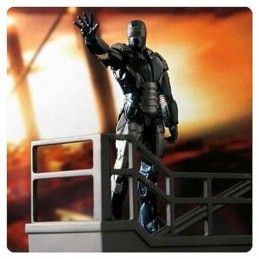 DRAGON IRON MAN MARK 40 DIORAMA STATUE FIGURE