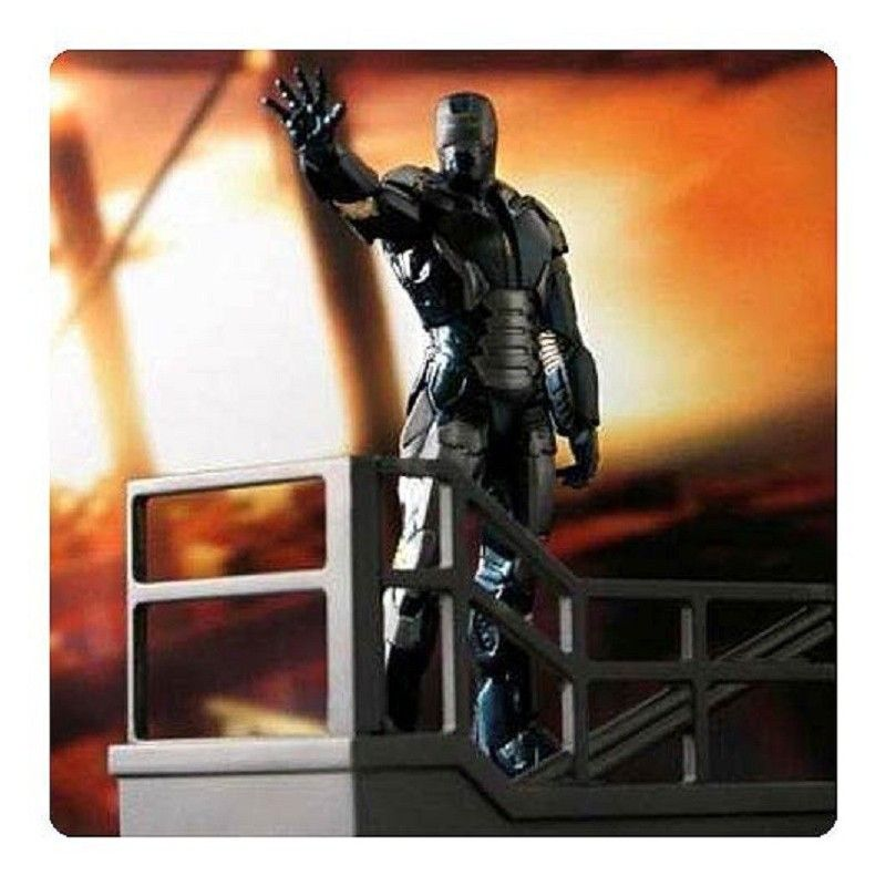 IRON MAN MARK 40 DIORAMA STATUE FIGURE DRAGON