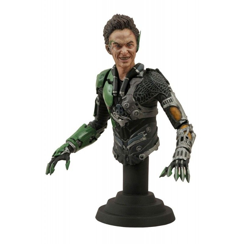 AMAZING SPIDER-MAN 2 - GREEN GOBLIN BUST STATUE FIGURE DIAMOND SELECT