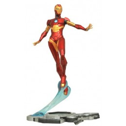 MARVEL GALLERY - IRONHEART 28CM FIGURE STATUE DIAMOND SELECT