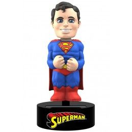 DC COMICS SUPERMAN BODY HEAD KNOCKER ACTION FIGURE