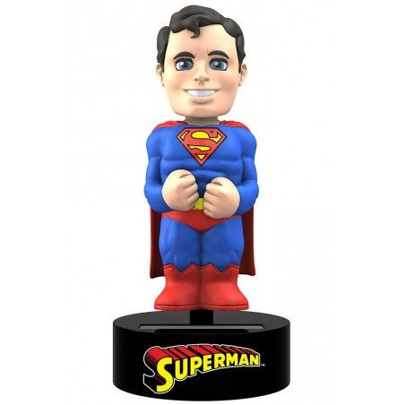 DC COMICS SUPERMAN BODY HEAD KNOCKER ACTION FIGURE