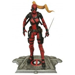 DIAMOND SELECT MARVEL SELECT - LADY DEADPOOL ACTION FIGURE