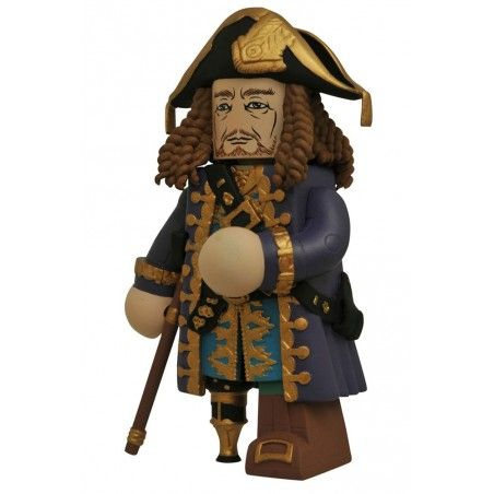 I PIRATI DEI CARAIBI - BARBOSSA VINIMATE ACTION FIGURE