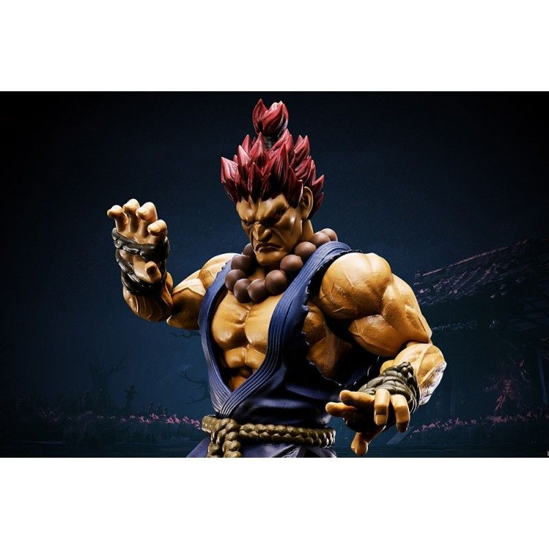 STREET FIGHTER - AKUMA S.H. FIGUARTS ACTION FIGURE BANDAI