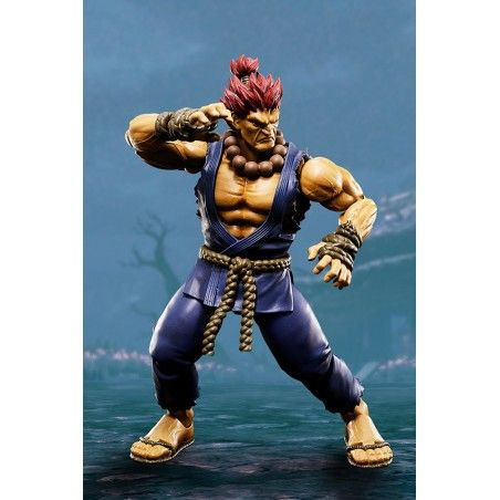 STREET FIGHTER - AKUMA S.H. FIGUARTS ACTION FIGURE