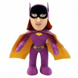 DC COMICS - PELUCHES BATMAN 1966 BATGIRL 25CM PLUSH FIGURE BLEACHER CREATURES