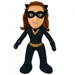DC COMICS - PELUCHES BATMAN 1966 CATWOMAN 25CM PLUSH FIGURE BLEACHER CREATURES