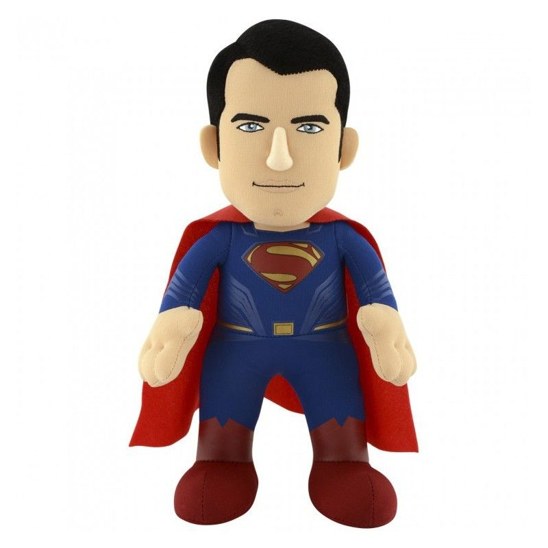 BLEACHER CREATURES BATMAN V SUPERMAN - PELUCHES SUPERMAN 25CM PLUSH FIGURE