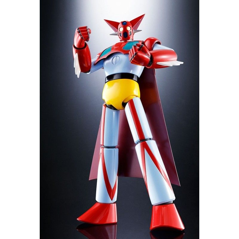 BANDAI SOUL OF CHOGOKIN GX-74 GETTER 1 DYNAMIC CLASSIC ACTION FIGURE