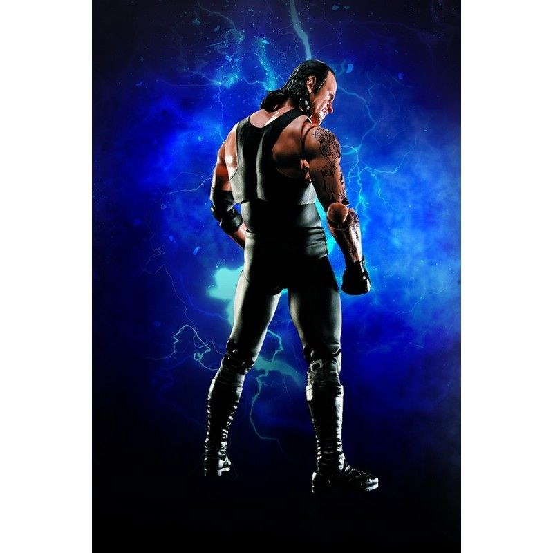WWE UNDERTAKER S.H. FIGUARTS ACTION FIGURE BANDAI
