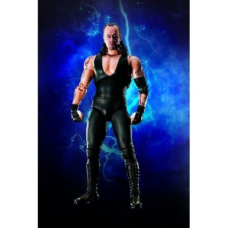 WWE UNDERTAKER S.H. FIGUARTS ACTION FIGURE