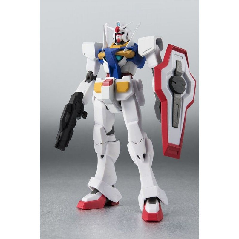 BANDAI THE ROBOT SPIRITS - GN-000FA FULL ARMOR 0 GUNDAM ACTION FIGURE