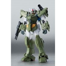 THE ROBOT SPIRITS - GN-000FA FULL ARMOR 0 GUNDAM ACTION FIGURE BANDAI