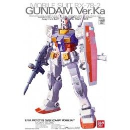 MASTER GRADE MG GUNDAM RX-78-2 VER KA 1/100 MODEL KIT