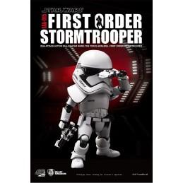 STAR WARS EPISODE VII - FIRST ORDER STORMTROOPER EGG ATTACK ACTION FIGURE BEAST KINGDOM