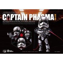 STAR WARS EPISODE VII - CAPTAIN PHASMA EGG ATTACK ACTION FIGURE BEAST KINGDOM
