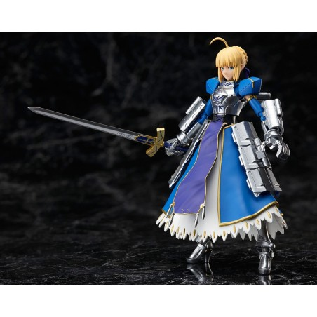 ARMOR GIRLS PROJECT FATE STAY NIGHT SABER ARTURIA PENDRAGON ACTION FIGURE