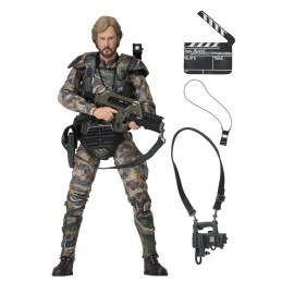 ALIENS - COLONEL JAMES CAMERON ACTION FIGURE