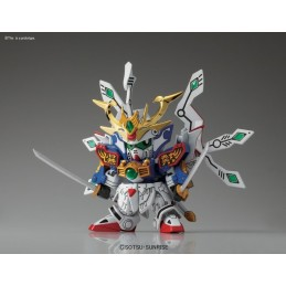 LEGEND BB GUNDAM MUSHA GODMARU 10 CM MODEL KIT ACTION FIGURE BANDAI