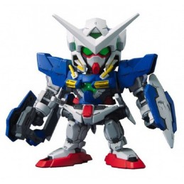 BANDAI LEGEND BB GUNDAM EXIA 10 CM MODEL KIT ACTION FIGURE