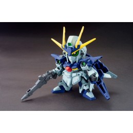 BANDAI LEGEND BB LIGHTNING GUNDAM 10 CM MODEL KIT ACTION FIGURE