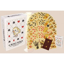 SQUARE ENIX FINAL FANTASY CHOCOBO PLAYING CARDS MAZZO CARTE DA GIOCO