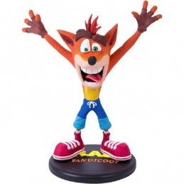 CRASH BANDICOOT 25 CM STATUE FIGURE