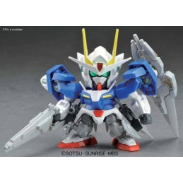 LEGEND BB GUNDAM 00 SEVEN SWORD 10 CM MODEL KIT ACTION FIGURE BANDAI
