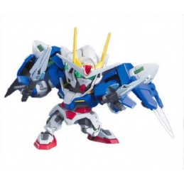 BANDAI LEGEND BB 00 GUNDAM RAISER 10 CM MODEL KIT ACTION FIGURE