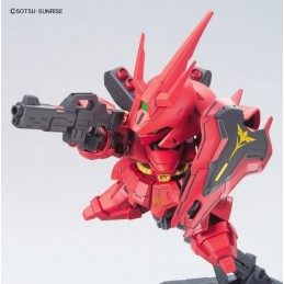 LEGEND BB GUNDAM SAZABI 10 CM MODEL KIT ACTION FIGURE BANDAI