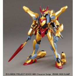 CODE GEASS LELOUCH OF THE REBELLION - VINCENT MODEL KIT ACTION FIGURE BANDAI