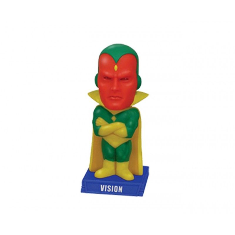 FUNKO MARVEL VISION VISIONE BOBBLE HEAD ACTION FIGURE
