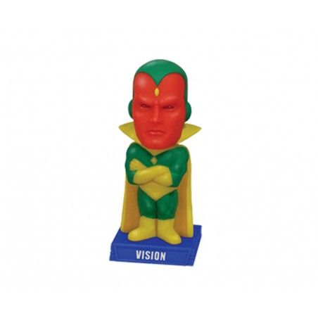 MARVEL VISION VISIONE BOBBLE HEAD ACTION FIGURE