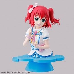 FIGURE RISE LOVE LIVE - RUBY KUROSAWA BUST MODEL KIT ACTION FIGURE BANDAI