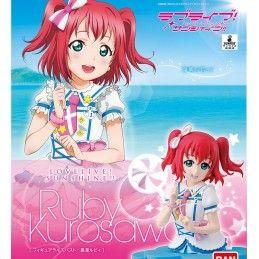 FIGURE RISE LOVE LIVE - RUBY KUROSAWA BUST MODEL KIT ACTION FIGURE BANDAI