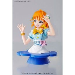 FIGURE RISE LOVE LIVE - CHIKA TAKAMI BUST MODEL KIT ACTION FIGURE BANDAI