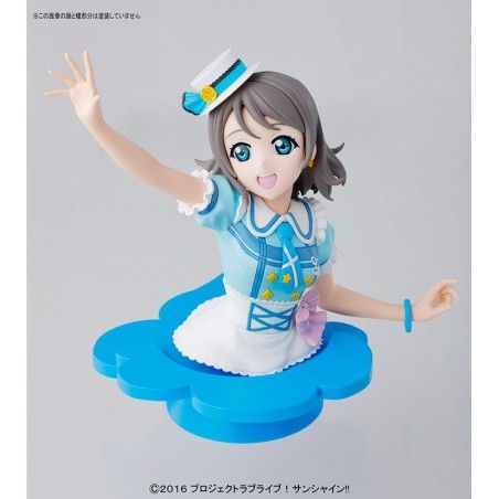 FIGURE RISE LOVE LIVE - YOU WATANABE BUST MODEL KIT ACTION FIGURE