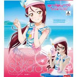 FIGURE RISE LOVE LIVE - RIKO SAKURAUCHI BUST MODEL KIT ACTION FIGURE BANDAI