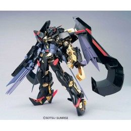 BANDAI MASTER GRADE MG GUNDAM SEED ASTRAY GOLD AMATSU 1/100 MODEL KIT