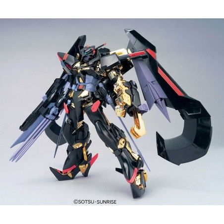 MASTER GRADE MG GUNDAM SEED ASTRAY GOLD AMATSU 1/100 MODEL KIT