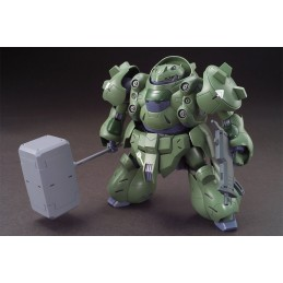 HIGH GRADE HG GUNDAM GUSION 1/144 MODEL KIT ACTION FIGURE BANDAI