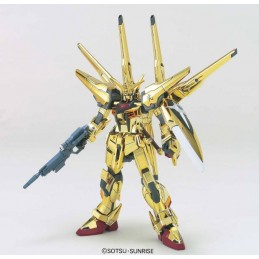 HIGH GRADE HG SHIRANUI AKATSUKI GUNDAM 1/144 MODEL KIT FIGURE BANDAI